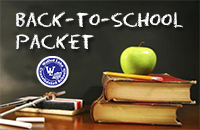 Back-to-School Family Access Packet 2016