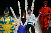 WLC presents: The Little Mermaid cast photo