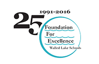 Foundation for Excellence - Walled Lake Schools.