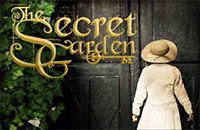 Logo for the Walled Lake Central musical, The Secret Garden coming in April 2018