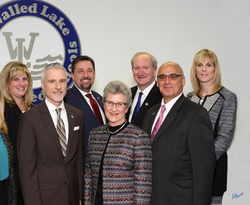 WLCSD board of education