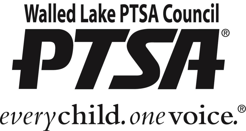 Walled Lake Schools PTSA Council Logo