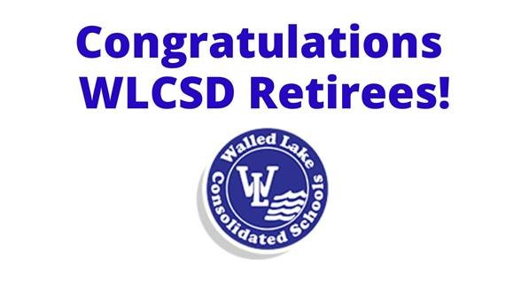 WLCSD Honors Retirees