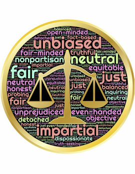 Social justice website logo