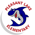 Pleasant Lake Elementary logo