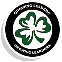 Dublin Elementary Logo - Growing Leaders
