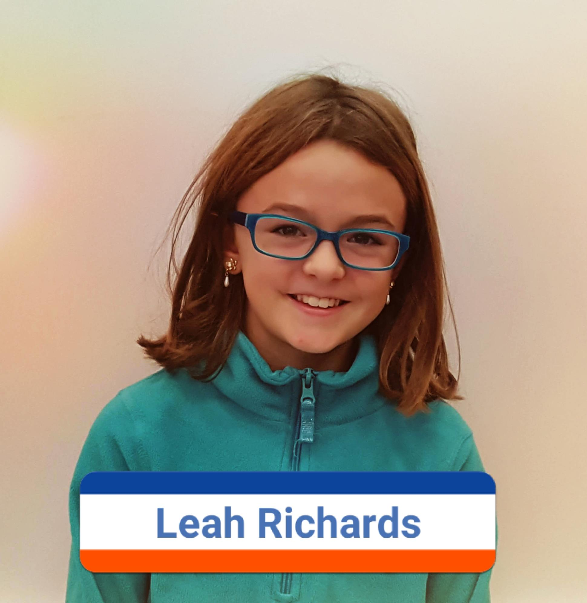 Leah Richards photo
